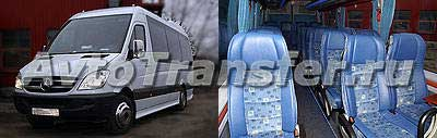 ������������ Mercedes Sprinter LUX